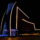 Dallas Neon Building by Ron Deage