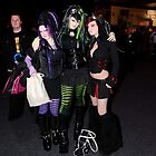 Cyber Goths? by Andrew Holford