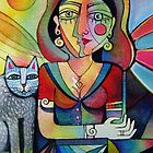 Picasso&#x27;s Girlfriend by Karin Zeller