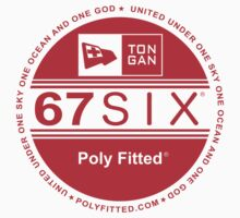 67 SIX | Poly Fitted  by createoutloud