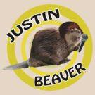 Justin Beaver by scarlet-neko