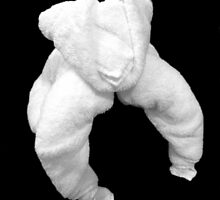 British Bulldog (Created from towels) by trish725