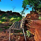 Resting by Deborah Hilton