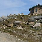 Seamans Hut - Mount Kosciuszko  by DashTravels