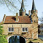 De Oostpoort, Delft by Stephanie Owen