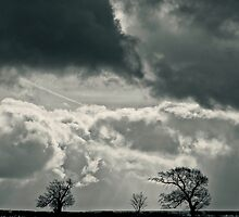 Dividing the clouds between them by clickinhistory