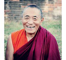 Venerable Khenchen Palden Sherab Rinpoche  Photographic Print