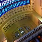 Ceiling, Union Station, Chicago by APhillips