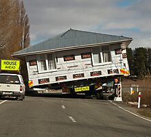Moving House, Kiwi style! by Odille Esmonde-Morgan