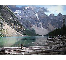 Moraine Lake Photographic Print