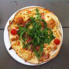 Pizza Bruschetta by Team Bimbo