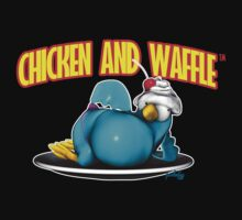 Chicken and Waffle #1 by pwduffy