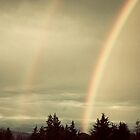 Double Rainbow by Amanda McHady