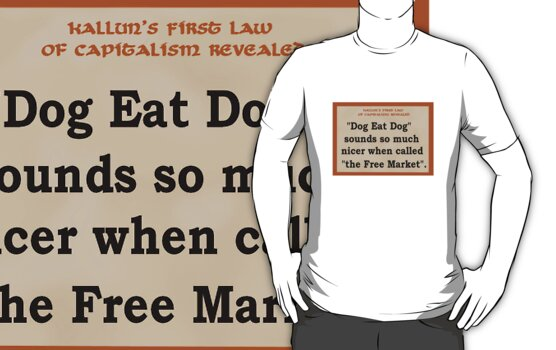 1st law of capitalism by mordechai