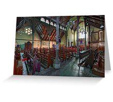 Holy Trinity Anglican Church • Brisbane • Queensland Greeting Card