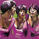 Jazz Trio by Yuriy Shevchuk