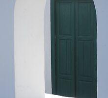 Doorway by Bridget Rust