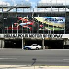 Indianapolis Motor Speedway  by chris-csfotobiz