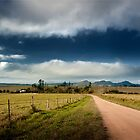 Country Road - Atherton Tablelands by Rob Brown