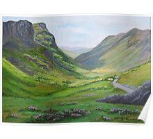 Glencoe,Scotland Poster