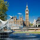 Big Ben: London, UK. by DonDavisUK