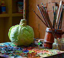 Where Art Begins by Evgeniy Lankin