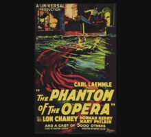 The Phantom Of The Opera by Jenn Kellar