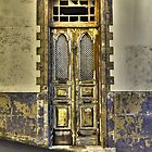 Vintage door. by cloud7