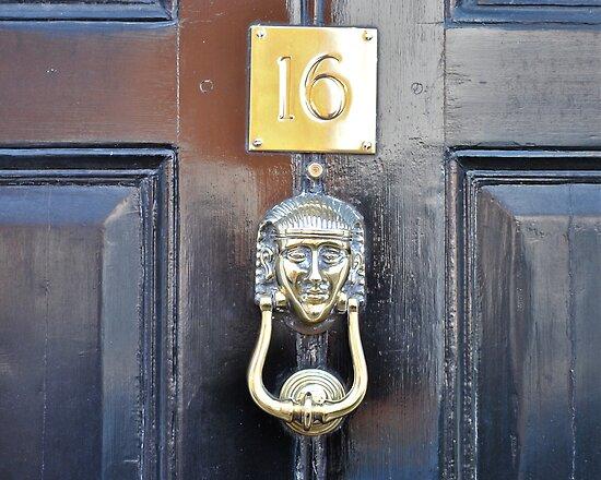 Number 16 by richard  webb