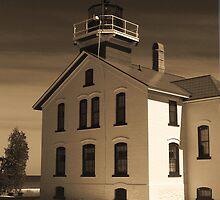 Grand Traverse Lighthouse by Jess Mo