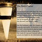 Die Reënmeter by Kobus Olivier