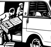 Loading the Fiat Van 1100 T Sticker