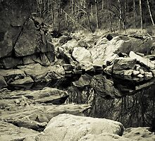 Fall Line - Photography along the Rappahannock River by Stephen Graham