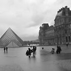 The Louvre by Tom  Reynen
