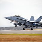 F/A-18F Super Hornet (Takeoff) by Andrew Holford