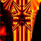 Fiery Fractals by Charldia