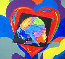 Head vs Heart. by Sesha