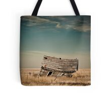 Leaning Towards The Past Tote Bag