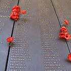 Roll of Honor, Canberra Australia by Gavin68