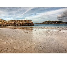 Douglas Quay Alderney - Another view Photographic Print