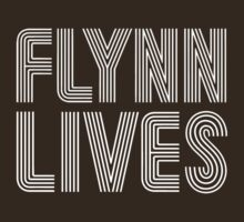 Flynn Lives by personalized