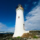 Port Fairy Lighthouse by Murray Wills