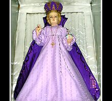 Infant of Prague Statue by Rose Santuci-Sofranko