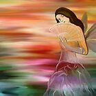 Blooming Angel by debrosi