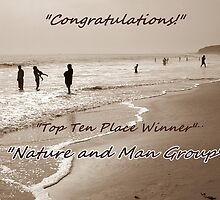 Nature and Man Top Ten Winner Banner by Bellavista2