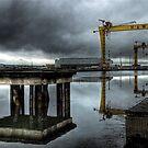 Belfast Giants by De-aRt