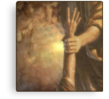 Help and Salvation Canvas Print