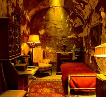 ESP - Capone's cell by ©  Paul W. Faust