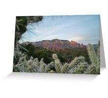 Its All Good ..SEDONA Greeting Card