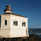 Coquille River Lighthouse by cratermoon